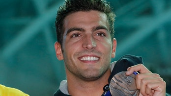 Italian swimmers locked up in Alpine resort
