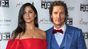 Matthew McConaughey reflects on his marriage to Camila Alves: 'We have a love that we never question'