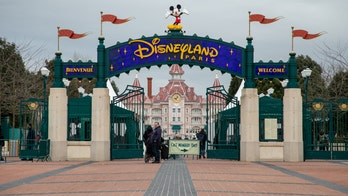 Disneyland Paris closes again as France enters second coronavirus lockdown