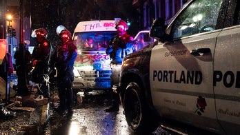 Trump rails against Portland's 'Biden fools', 'Antifa radicals' after Lincoln, Roosevelt statues toppled