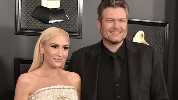 Gwen Stefani wins first CMT Music Award for collaboration with Blake Shelton: 'What is happening in my life?'