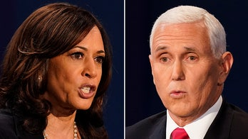 Pence, Harris calmly battle to a draw, both duck uncomfortable questions