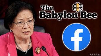 Facebook apologizes for removing Babylon Bee satire mocking Sen. Hirono, says it was a 'mistake'
