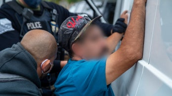 ICE arrests 128 illegal immigrants in Calif.; 96 percent had criminal charges or convictions