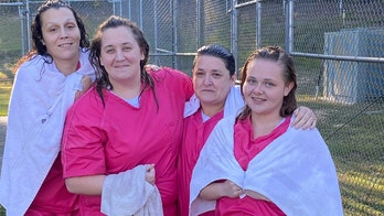 Group of Mississippi inmates baptized: 'We hope this is a new start,' authorities say