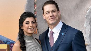 John Cena marries Shay Shariatzadeh in Florida
