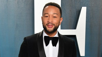 John Legend appears to jab at Trump fans Ice Cube, Lil Wayne during rally for Kamala Harris