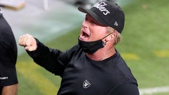 Raiders fined $50,000 for violating NFL's coronavirus protocols: reports