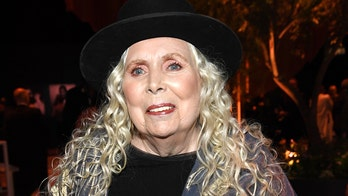 Joni Mitchell reveals she still has trouble walking after brain aneurysm