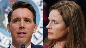 Criticism of Barrett faith is 'attempt to bring back to days of the religious test': Hawley