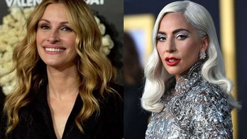Julia Roberts, Lady Gaga encourage fans to vote