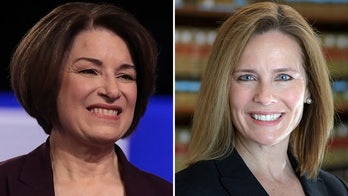 Klobuchar changes tune on remote hearings amid Barrett confirmation fight after being challenged by Chris Wallace