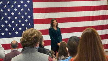 Noem argues Hunter Biden story 'does grave damage' to former vice president's 'credibility'