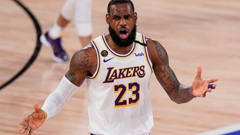 LeBron James sends powerful message to Kobe Bryant after leading Lakers to NBA title
