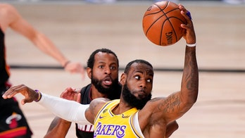 LeBron James, Lakers move within one game of NBA title