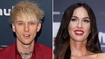 Machine Gun Kelly praises Megan Fox for making him a 'better person'