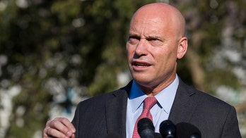 Marc Short, chief of staff for Vice President Mike Pence, tests positive for coronavirus
