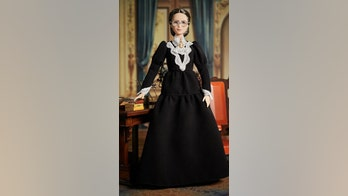 Mattel launches Susan B. Anthony Barbie ahead of Election Day