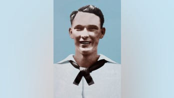 USS Oklahoma sailor killed at Pearl Harbor laid to rest in Tennessee
