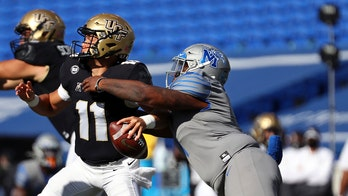 White's 6th TD pass caps record comeback over UCF, 50-49