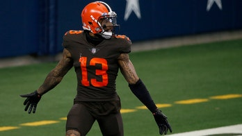 Odell Beckham Jr. scores dagger TD as Browns get their swagger back vs. Cowboys