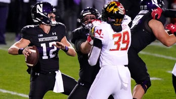 Ramsey, Anderson lead way, Northwestern pounds Terps 43-3