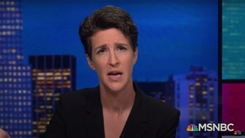 Flashback: MSNBC's Rachel Maddow questioned the legitimacy of Trump's presidency days into his administration