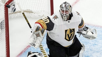 Vegas re-signs goalie Robin Lehner to $25M, 5-year deal