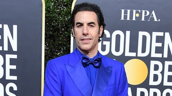 Golden Globe-winner Sacha Baron Cohen mocks Rudy Giuliani, 'all-white Hollywood Foreign Press' during show