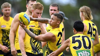 Richmond wins 3rd title in 4 years in Aussie rules football
