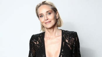 Sharon Stone says she's 'astounded' to still model at 62