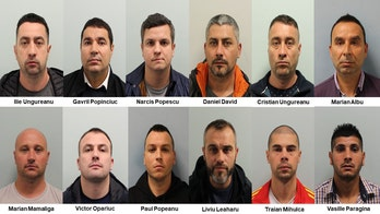 Romanian gang members flew in and out of UK to carry out string of high-value burglaries: police