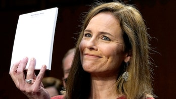 Amy Coney Barrett paints memorable picture during Supreme Court hearings