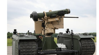 Army fires tank-killing robots armed with Javelin missiles