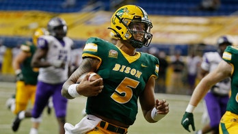 Lance, NDSU rally to win 39-28 in their only fall appearance
