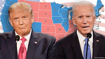 The presidential election comes down to these 12 states