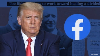 Trump reacts after Facebook removes 'NJ Women for Trump' group: 'Put them back NOW!