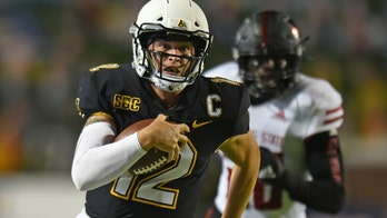 Thomas accounts for 5 TDs, App State beats Arkansas State