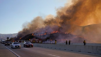 Evacuation orders lifted for many Californians who fled wildfires in Orange County