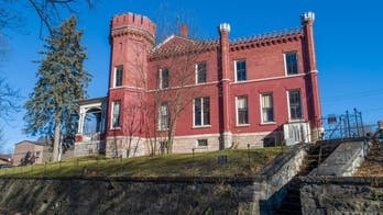 'Haunted' New York castle auction ending on Halloween