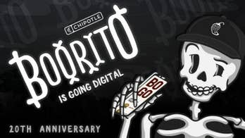 Chipotle taking annual Boorito promotion entirely online this Halloween