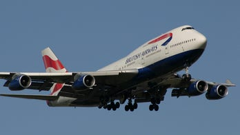 British Airways 747 will become film set, training facility after its final flight
