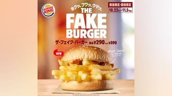 Burger King Japan reveals 'Fake Burger' ingredients