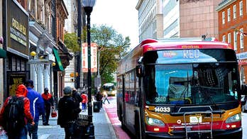Baltimore bus driver gunned down, killer at large: reports