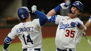 Dodgers' Cody Bellinger: 'My shoulder popped out' celebrating home run