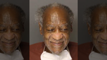 Bill Cosby's new mugshot trends on social media as he appears to be smiling
