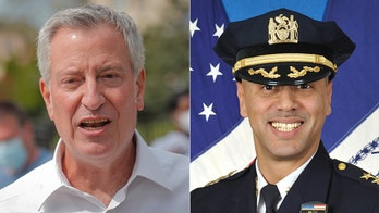 NYPD's Chief of Patrol Fausto Pichardo resigns over rift with de Blasio