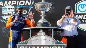 Scott Dixon wins record 6th IndyCar championship