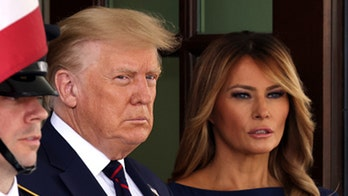 Government sues Melania Trump's former best friend over 'scathing tell-all'