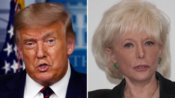 Trump lambasts Leslie Stahl for pressing him on 'tough questions': 'That's no way to talk'